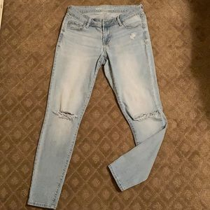 *FINAL PRICE* Old Navy Rockstar Low Rise Jeans
